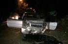 Лобове зіткнення автомобіля та мікроавтобуса сталося на Тячівщині цієї ночі