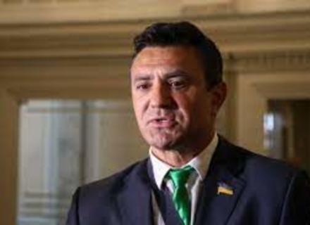 Нардеп Лерос звинуватив голову Закарпатського осередку партії Слуга Народу у крадіжці 2 млн. доларів