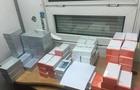 Прикордонники вилучили 117 телефонів на КПП Ужгород