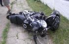 Смерть біля сільради: На Закарпатті загинув мотоцикліст