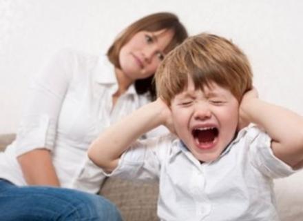 Що робити коли діти кричать, - пояснює закарпатський психолог
