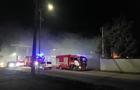 В Ужгороді в мікрорайоні Боздош під час пожежі загинула людина