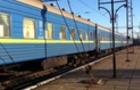 """В Ужгороді поліція охорони вгамовувала хулігана з потягу """"Ужгород-Одеса"""""""