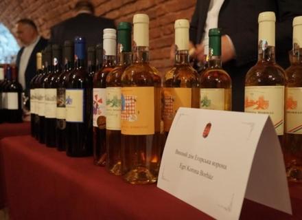 У Мукачівському замку  «Паланок» відкрили винний підвал