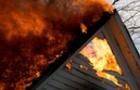 На Міжгірщині у власному будинку згорів господар