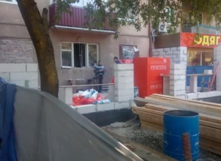Суд призупинив будівництво на проспекті Свободи і арештував земельну ділянку