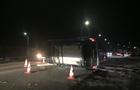 В Ужгороді перевернувся джип і перекрив вулицю (ФОТО)