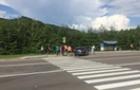 На Берегівщині зіштовхнулися легковик з мікроавтобусом