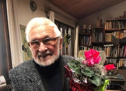 Легендарному закарпатському художнику Микиті - 86 років!