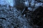 На Рахівщині пасажирський автобус зірвався з 15-метрового урвища (ФОТО)