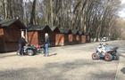 Екологи закликали владу Ужгорода та правоохоронців негайно заборонити в Боздоському парку розваги на квадроциклах