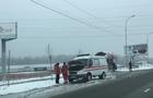 В Ужгороді автомобіль швидкої допомоги не доїхав на виклик, бо не витримав морозу
