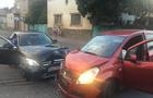 В Ужгороді серйозна автоаварія: Один з водіїв - нетверезий (ФОТО)