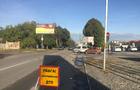 Автоаварія сталася у новому районі Ужгорода (ФОТО)
