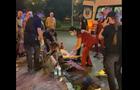 В Ужгороді автомобіль збив двох підлітків на самокатах (ВІДЕО)