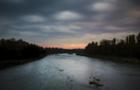 В Ужгороді на річці потонув чоловік