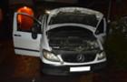 У Тячеві спалили автомобіль місцевої підприємниці