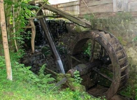 У селі Луково на Іршавщині досі діє водяний млин