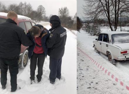 Викрадений у Тур'їй Реметі автомобіль Жигулі знайшли за 2 кілометри від місця злочину