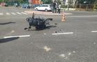 На Виноградівщині автомобіль збив мотоцикліста. Водій автомобіля втік