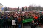Більше, ніж на Майдані: Чого вимагали на масовій акції протесту лісівників