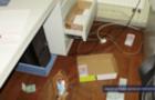 Мукачівському розбійнику, який здійснив напад на підприємство, повідомлено про підозру