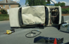У Мукачеві зіштовхнулися два автомобіля - постраждала малолітня дитина